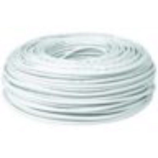 Volteck, Cable Thhw-Ls 12 Awg Blanco 100 m, Rollo
