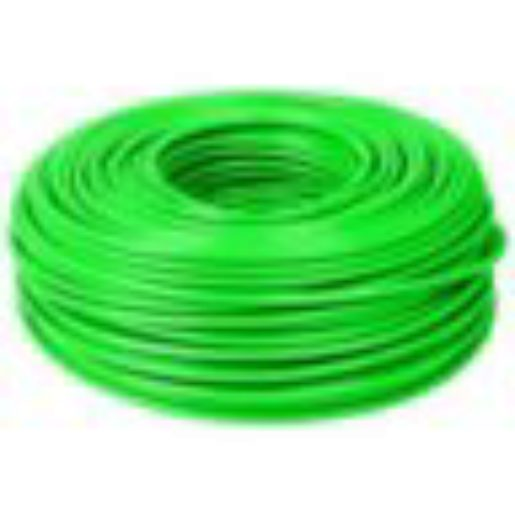 Volteck, Cable Thhw-Ls 12 Awg Verde 100 m, Rollo